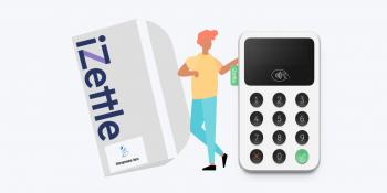 iZettle : le meilleur TPE mobile compact en France ?