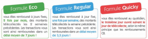 formules groUPe