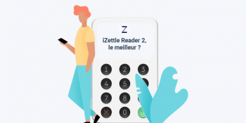 iZettle Reader 2 - Avis, test et comparatif du terminal