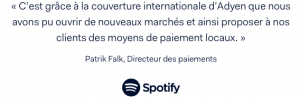 Avis Spotify