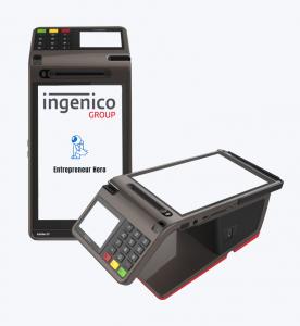 Ingenico Axium D7 + Dock