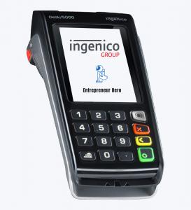 Ingenico Desk 5000