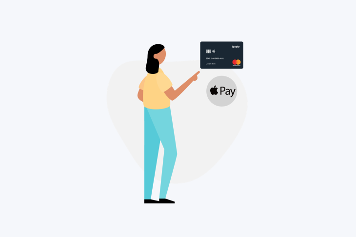 lunchr Apple Pay