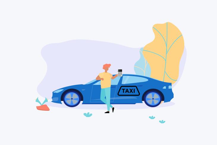 taxi TPE