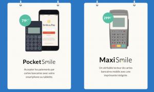 offre terminal de paiement Smile&Pay