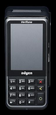 Verifone V400m Adyen