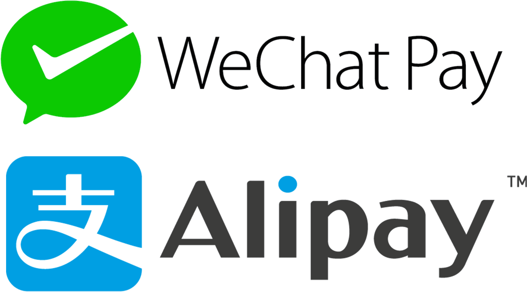 alipay wechat