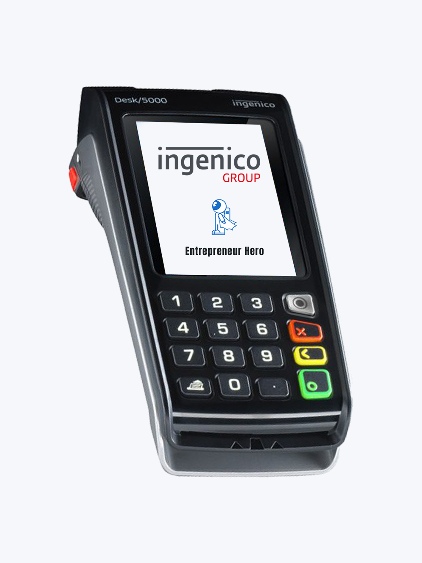 ingenico desk 5000
