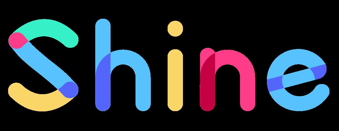 Logo de Shine
