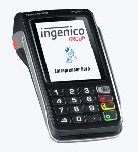Ingenico move 5000