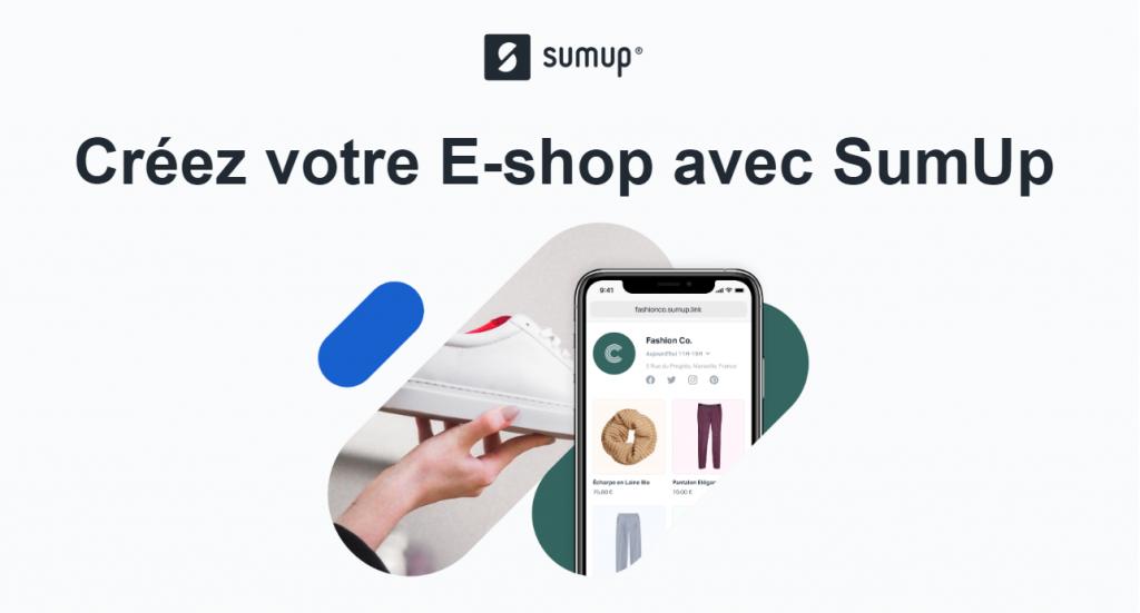SumUp E-shop