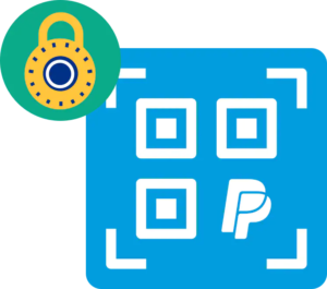 QR code Paypal