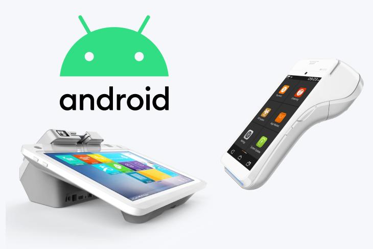 presentation terminal android