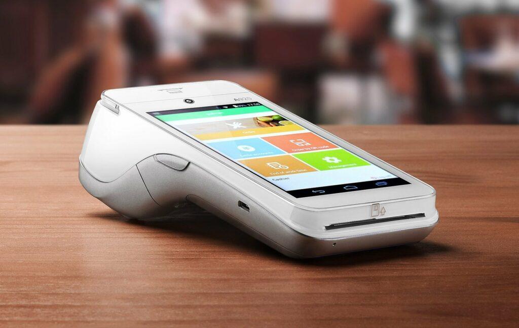 terminal de paiement android
